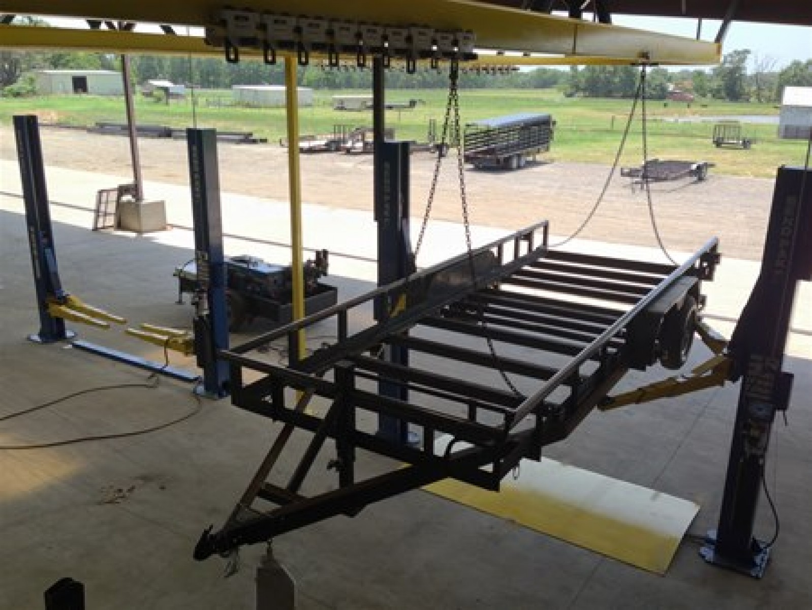 Utility and Goosneck Trailers made in East Texas | Kearney